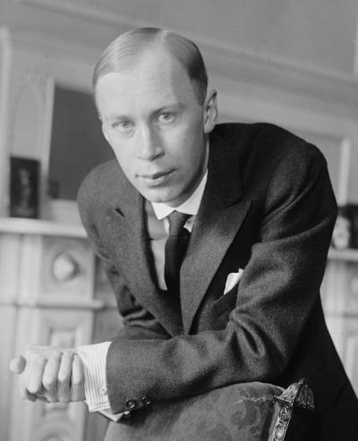 Image of Serge Prokofiev